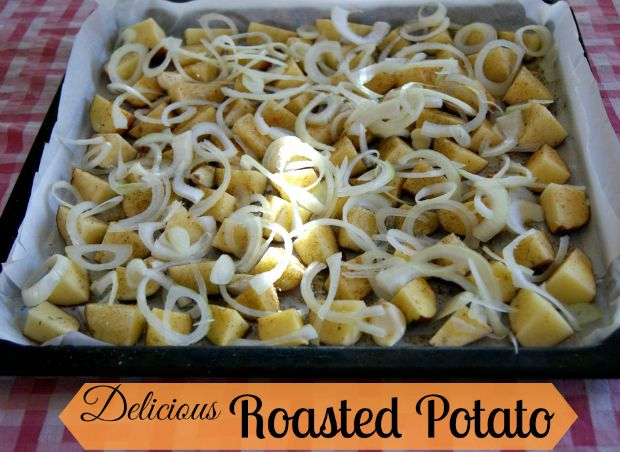 Delicious Roasted Potato - Anna Can Do It!
