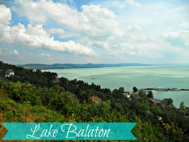 Vacation at Lake Balaton - Anna Can Do It!