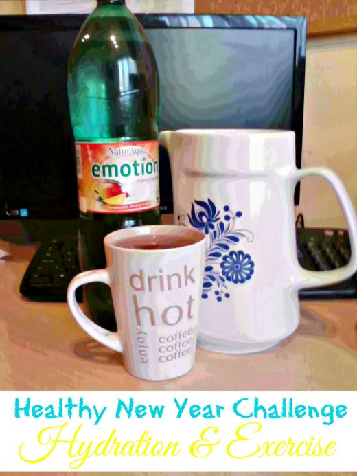Healthy New Year Challenge - Anna Can Do It!