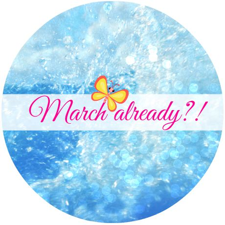 March already?! - Anna Can Do It!