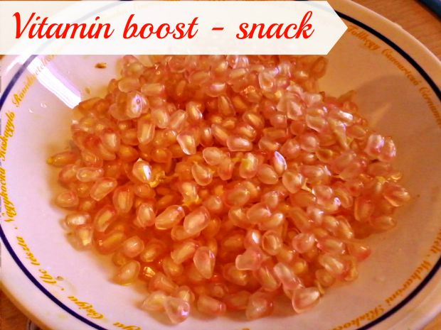 Vitamin boost - Anna Can Do It!