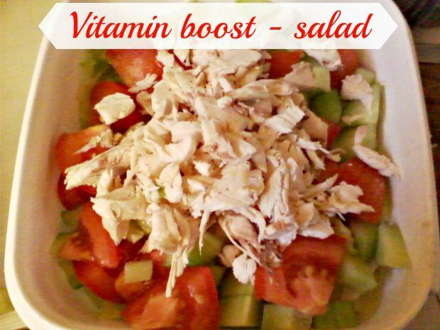 Vitamin boost - Anna Can Do It!