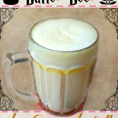 Butter Beer aka Caramel Latte