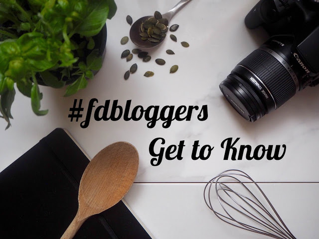 Food Bloggers Get To Know - Anna Can Do It!