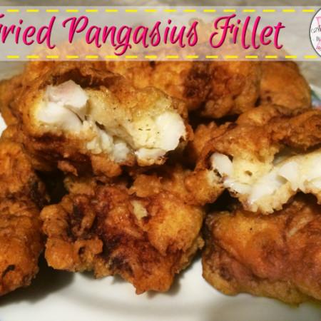Fried Pangasius Fillet – Healthy New Year Six-Week Challenge Week 3