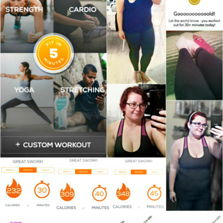 30 Day with Sworkit