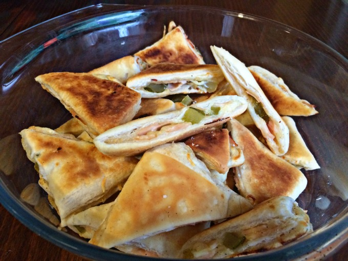 Cuban Quesadilla - Anna Can Do It!