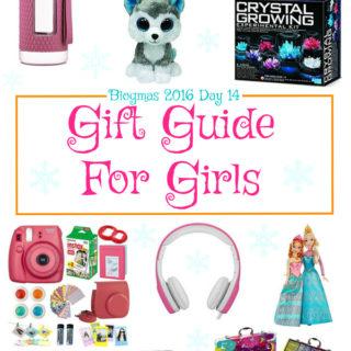 Blogmas 2016 Day 14 – Gift Guide For Girls