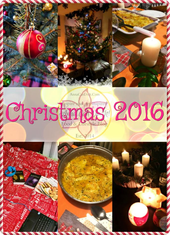 Christmas 2016 - Anna Can Do It!