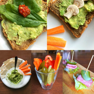 Healthy New Year, Healthier You - Healthy Snacks - Anna Can Do It!